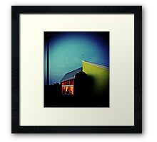 Good Night Moon  Framed Print