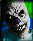 """Stephen King """"IT"""" Inspired - Scary Clown by clydeessex"""