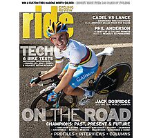 RIDE Cycling Review Issue 47 Photographic Print