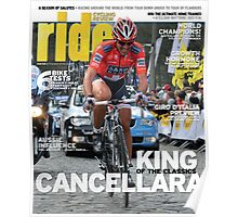RIDE Cycling Review Issue 48 Poster