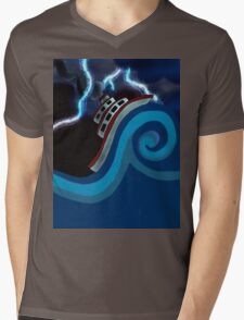 The Storm Rider Mens V-Neck T-Shirt