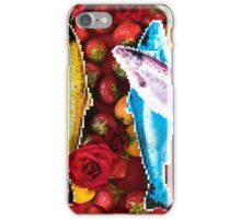 Fish in a fruit salad iPhone Case/Skin
