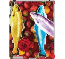 Fish in a fruit salad iPad Case/Skin