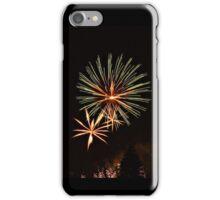 Fireworks II iPhone Case/Skin