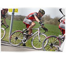Lance Armstong Tour of Flanders 2010 Poster