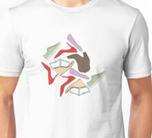 Shoe Pattern Unisex T-Shirt