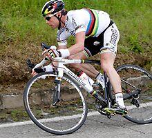 Cadel Evans - 2009 UCI Road World Champion by RIDEMedia