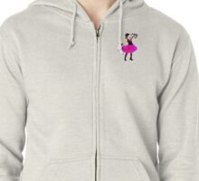 Oh Honey, You KNEW!! (2) Zipped Hoodie