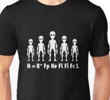 Drake Equation Aliens Unisex T-Shirt