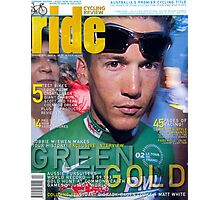 RIDE Cycling Review Issue 18 Photographic Print
