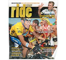 RIDE Cycling Review Issue 36 Poster