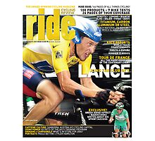 RIDE Cycling Review Issue 22 Photographic Print