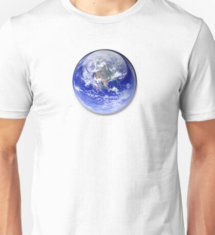 Blue Marble - Earth Unisex T-Shirt