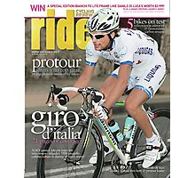 RIDE Cycling Review Issue 29 Photographic Print