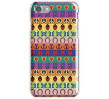 Jojo's Bizarre Adventure - Part Symbols Colorful Pattern iPhone Case/Skin