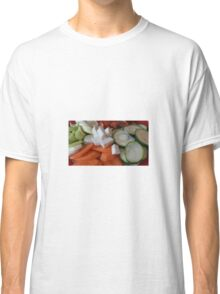 Vegetables Classic T-Shirt