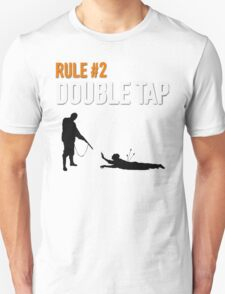 RULE #2 DOUBLE TAP T-Shirt