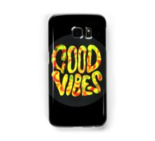 Good Vibes - Rasta  Samsung Galaxy Case/Skin