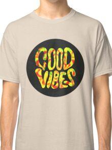 Good Vibes - Rasta  Classic T-Shirt