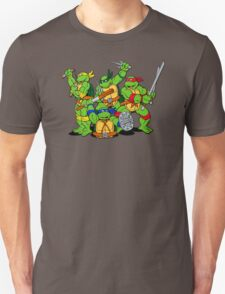 4 in The Green Team T-Shirt