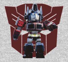 Transformers optimus prime deformed One Piece - Short Sleeve