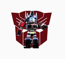 Transformers optimus prime deformed Unisex T-Shirt