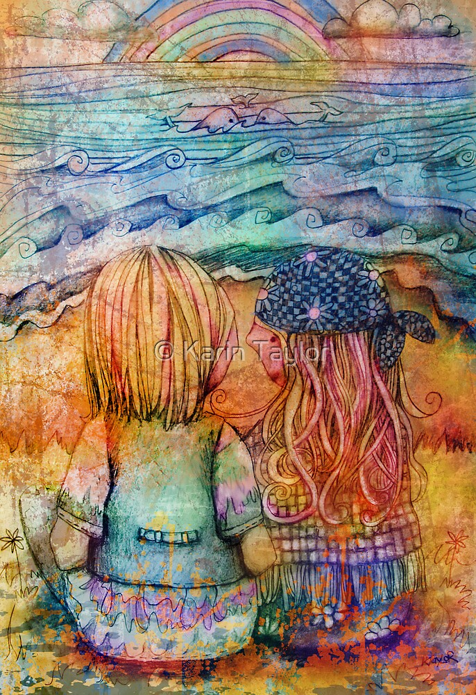 Sweethearts by © Karin Taylor