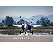 Fighter Jet Photographic Print
