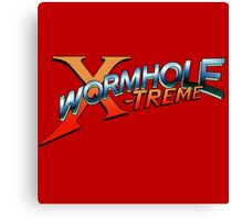 Wormhole Xtreme Canvas Print