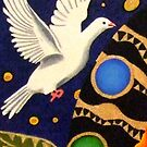 The Bird Brings the Message by Anni Morris