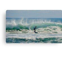 Australia Surfer Canvas Print