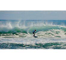 Australia Surfer Photographic Print