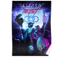 Payday 2 - Alesso Heist Poster