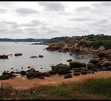 Pink Granite Coast  -  Côte d'Armor  by 29Breizh33