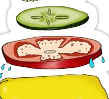 Spesh-Burger Sticker