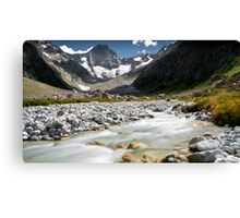 Le replat Canvas Print