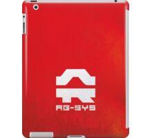 Team AG Systems iPad Case/Skin