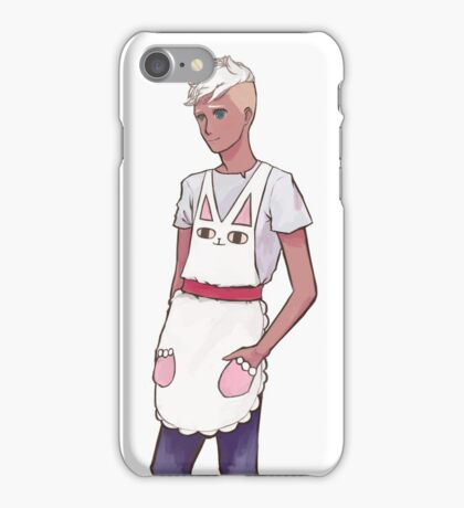 Deckard from Bee and PuppyCat iPhone Case/Skin