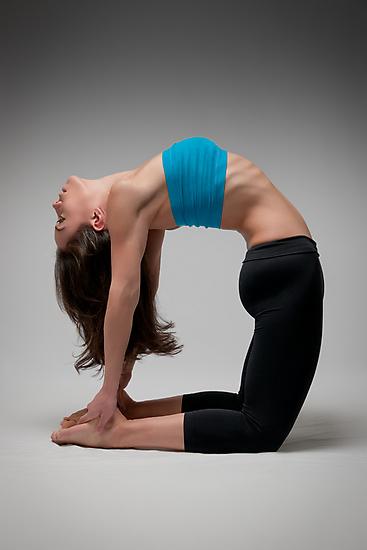 Yoga by Perry Van Dongen