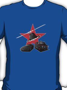 80's Heroes  - Dark Version T-Shirt