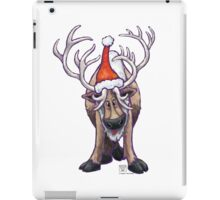 Reindeer Christmas iPad Case/Skin