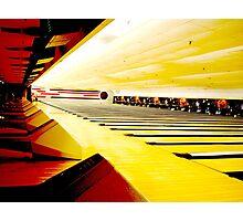 Lanes Photographic Print