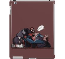 Spider-man selfie iPad Case/Skin