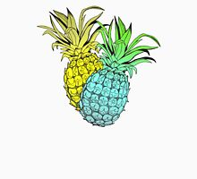 Pineapple Parade Womens Fitted T-Shirt