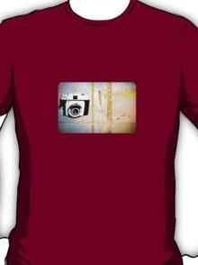 Camera Graffiti T-Shirt