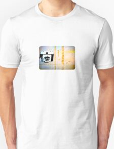 Camera Graffiti T-Shirt