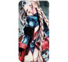 Street Fighter Cammy iPhone Case/Skin