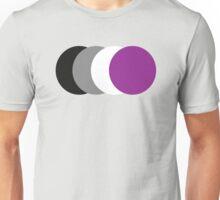 Discreet Ace Pride Unisex T-Shirt