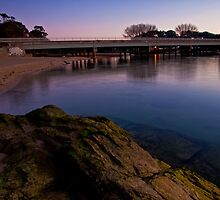 Cam River Bridge by Kylie  Sheahen