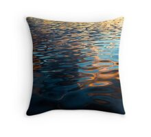 Silken Dreaming Throw Pillow